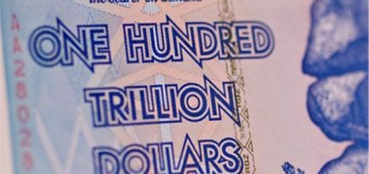 One hundred Trillion Dollars